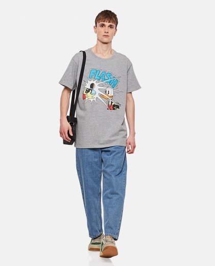 Donald Duck Disney x Gucci T-shirt Men Gucci 000293000043157 2