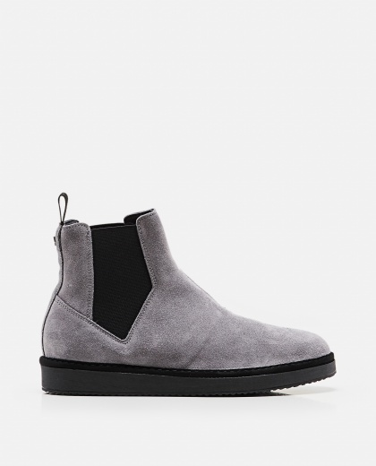 Suede ankle boot Women Panchic 000278490041054 1