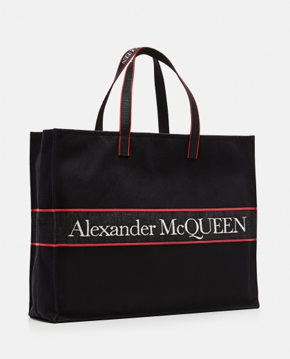 East West tote bag Men Alexander McQueen 000291150042865 2