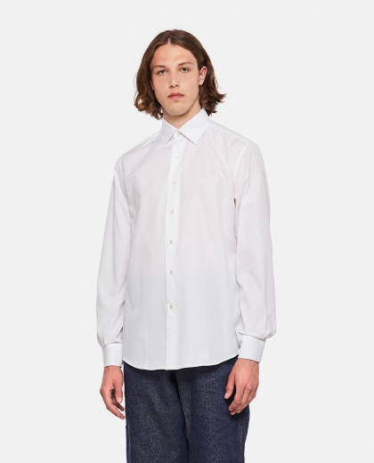 Classic cotton shirt Men Lanvin 000309420045387 1