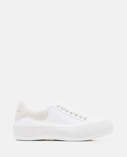 Lace-up Skate Shoes Women Alexander McQueen 000304970044740 1