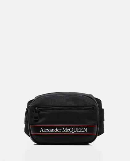 Logo belt bag Men Alexander McQueen 000266540039333 1