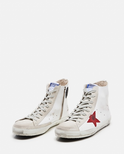 Sneakers Superstar in pelle  Uomo Golden Goose 000292370043043 2
