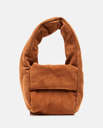 Small Monk Bag In suede Donna Kassl Editions 000307690045085 1