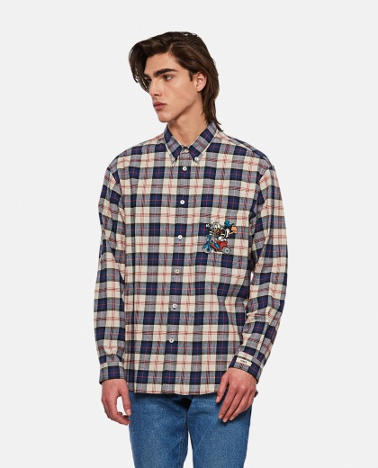 Donald Duck Disney x Gucci shirt Men Gucci 000292900043146 1