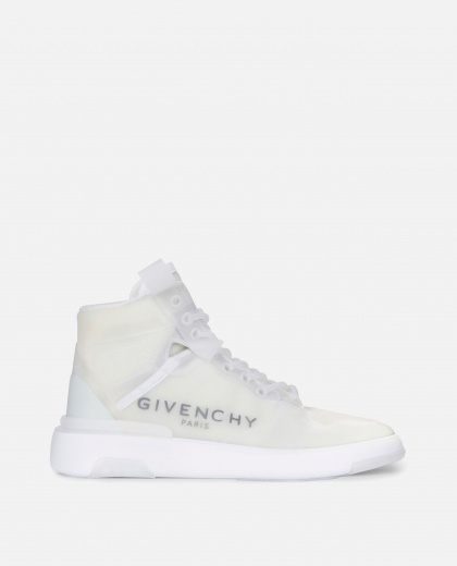Wing high sneakers
