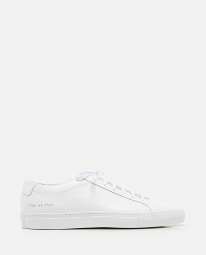 Achilles Low sneakers in leather Men Common Projects 000016090039669 1
