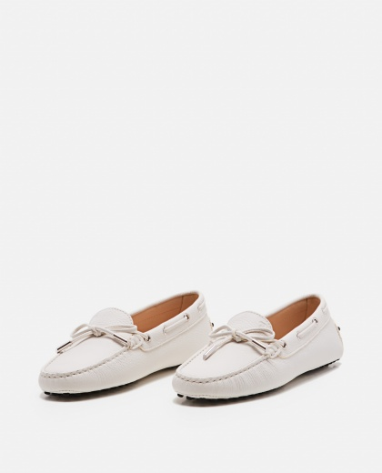 Leather moccasin leather Women Tod's 000086310033246 2