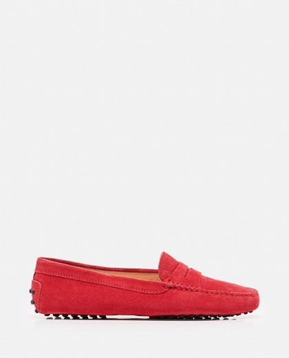 Suede loafers Women Tod's 000255550043689 1