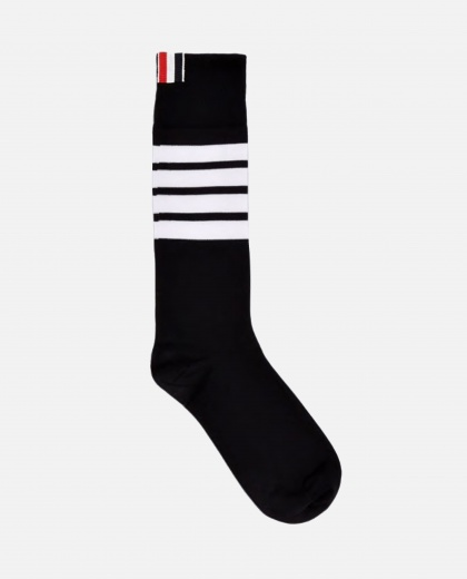 Black socks Women Thom Browne 000073760032100 1