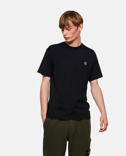 Cotton jersey T-shirt Men Stone Island 000270990039920 1