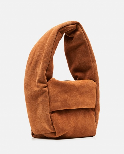 Small Monk Bag In suede Donna Kassl Editions 000307690045085 2