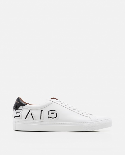 Sneaker With Inverted Givenchy Signature