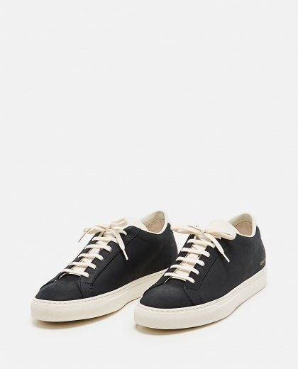 Sneakers Achilles Low in pelle nabuk Uomo Common Projects 000305520044801 2