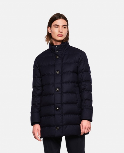 Long down jacket Men Moncler 000271430039988 1