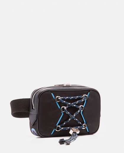 Belt bag with logo patch Men Givenchy 000229000033787 2