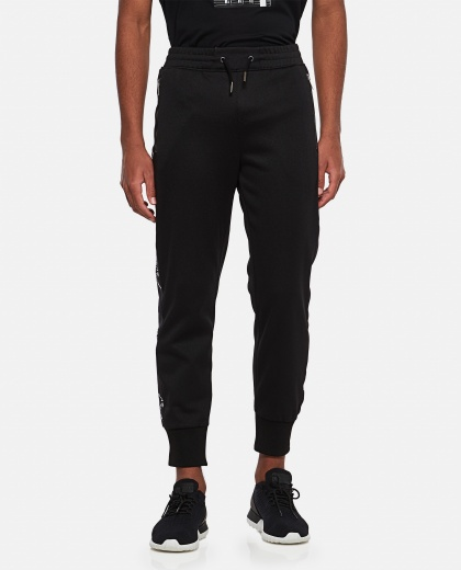 Jogging trousers with logoed bands Men Givenchy 000301870044330 1