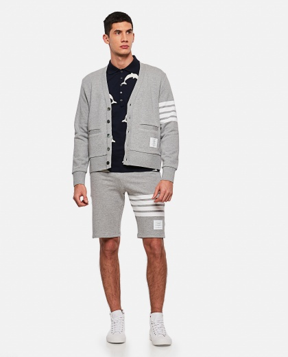 Cotton Shorts Men Thom Browne 000080620012609 2