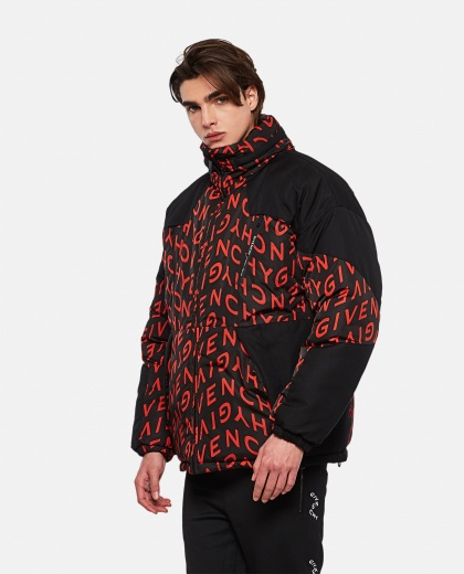 Reversible down jacket Men Givenchy 000301790044321 1
