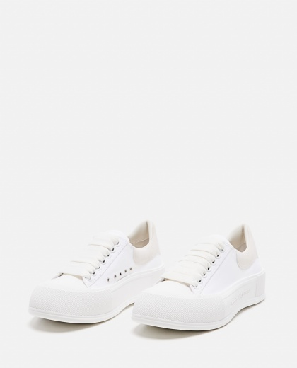 Lace-up Skate Shoes Women Alexander McQueen 000304970044740 2