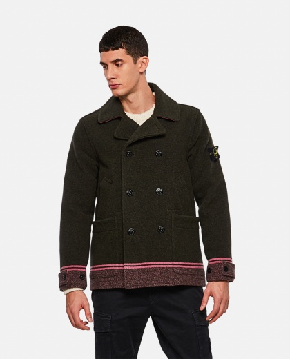 Double-breasted coat Men Stone Island 000270790039870 1