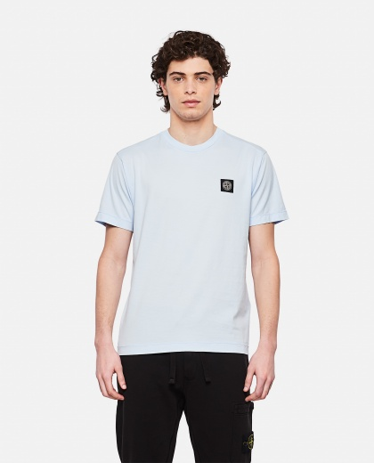 Cotton jersey T-shirt Men Stone Island 000292700043105 1