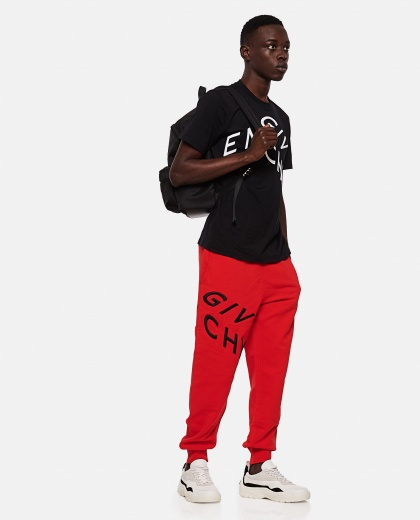 Logo sweatpants Men Givenchy 000253120044328 2