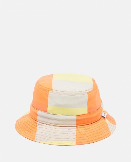 SUNNEI X BIFFI  Bucket hat in nylon Men Sunnei x Biffi 000300200044134 1