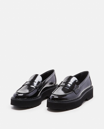 Leather moccasin Women Tod's 000255580037769 2