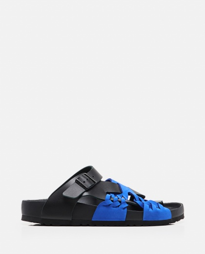 BIRKENSTOCK X CENTRAL SAINT MARTINS Tallahassee sandals Men Birkenstock 000309590045410 1