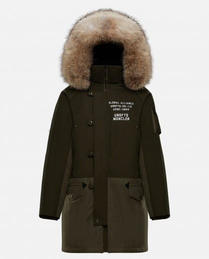 UNDEFEATED Fendorf Parka 2 Moncler 1952 Men Moncler Genius 000272310040143 1