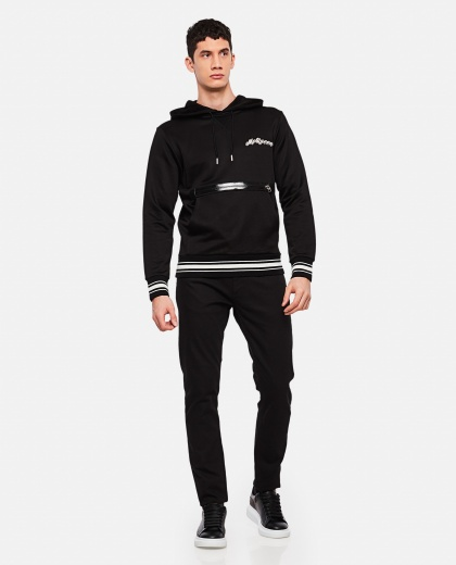 Sweatshirt with embroidery Men Alexander McQueen 000214940031907 2