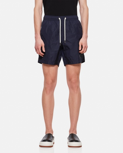 Nylon swim shorts Men Moncler 000311620045682 1