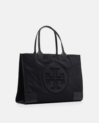 Ella black medium tote bag Women Tory Burch 000181980027059 2