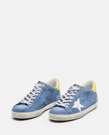 Sneakers Super-star in suede Uomo Golden Goose 000292390043045 2