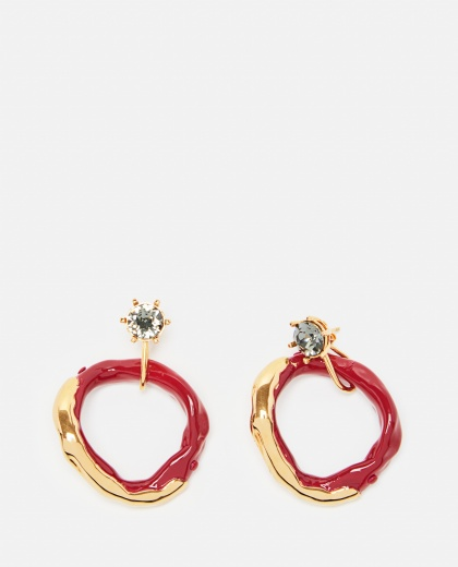 Calamari  Earrings Women Colville 000261060038635 1
