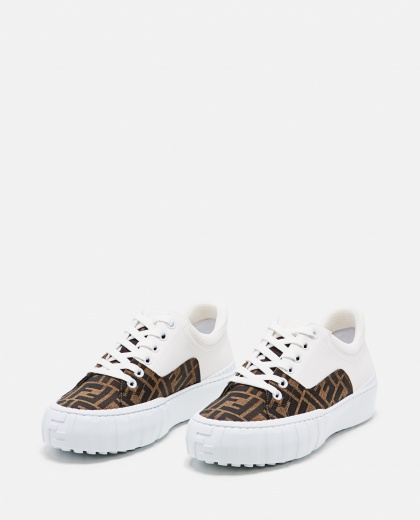 Sneaker stringata Fendi Force Uomo Fendi 000310420045518 2