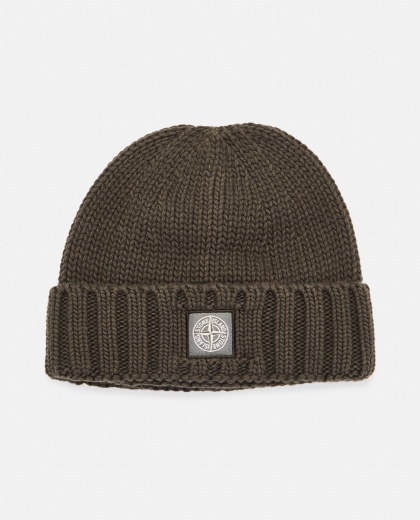 Cap with application Men Stone Island 000271010039928 1