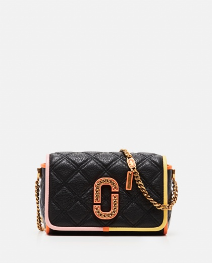 The Status Colorblocked Flap Crossbody