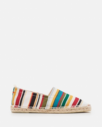 Canvas and suede Pablo flat espadrilles  Men Castaner 000291830042978 1