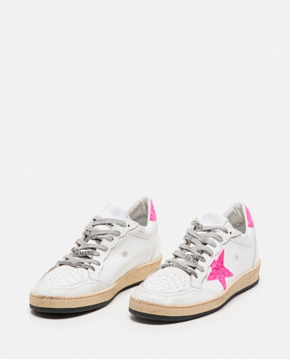 Ball Star sneakers in leather Women Golden Goose 000286890042313 2