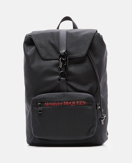 Urban nylon backpack Men Alexander McQueen 000266550039334 1