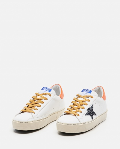 Sneaker Hi Star classic in pelle Donna Golden Goose 000286870042311 2
