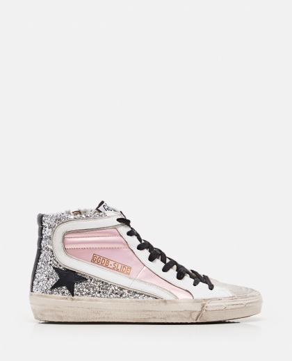 High Slide Glitter Sneaker Women Golden Goose 000286570042280 1