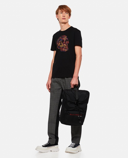 T-shirt with print Men Alexander McQueen 000290990042840 2