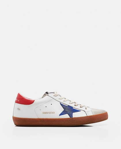 Superstar Golden Goose sneakers in leather and suede Men Golden Goose 000269210039687 1