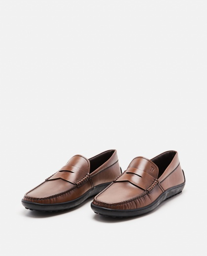 Loafers with rubber sole Men Tod's 000221830032821 2