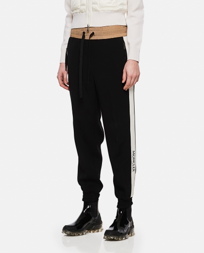 Jogger trousers  Women Moncler 000216000032900 1