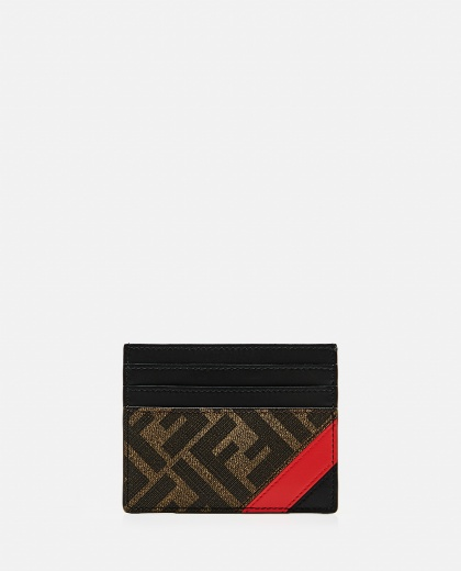 RED STRIPE FF CARD HOLDER