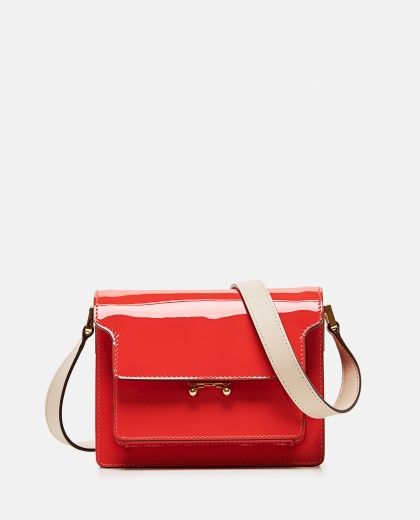 Borsa a tracolla  New Trunk Mini in pelle Donna Marni 000289810042688 1